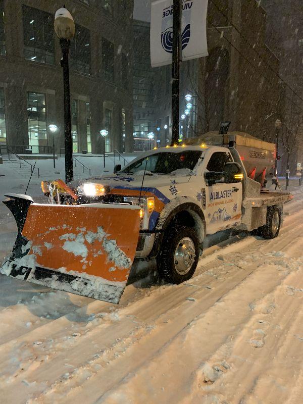 Alblaster Snow Removal